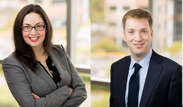 Attorneys Megan Knowlton Balne and David G. Gunther Elected to Partnership